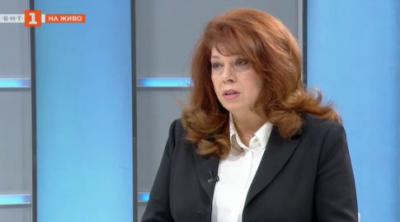 Илияна Йотова: България има нужда от стабилно правителство със стабилна обществена подкрепа