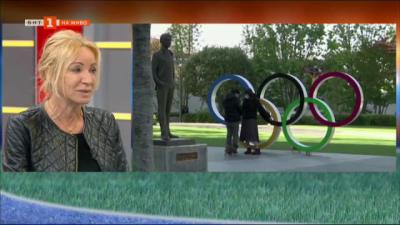 Ще има ли олимпийски игри - разговор с Мария Гроздева, двукратна олимпийска шампионка по стрелба