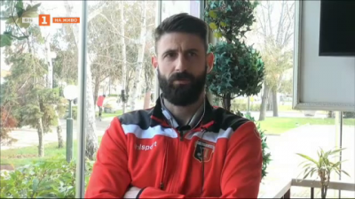 Интервю с Димитър Илиев, най-добрия футболист на България за 2020