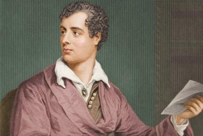 233 години от рождението на Джордж Байрон