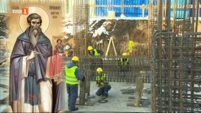 Строи се нов православен храм Св. Пимен Зографски в София