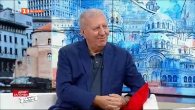 Александър Томов: Движение Заедно предлага сериозна икономическа програма на изборите
