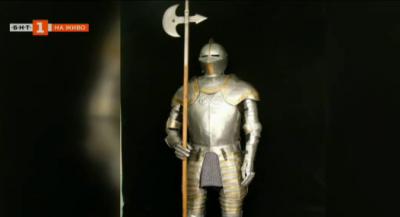 Как се изработват днес истински рицарски доспехи? Среща с ковач-футурист от Русе