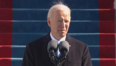 Джо Байдън положи клетва и вече е 46-ят президент на САЩ