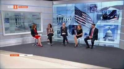 Какви са очакванията към новата американска администрация - коментари в студиото