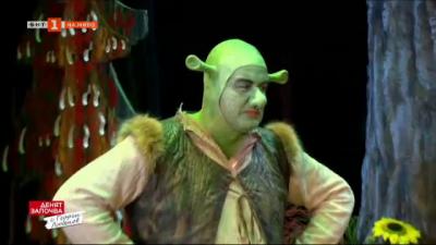 Шрек в операта - покана за мюзикъл