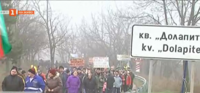 След серия протести започва строителството на канализацията в два русенски квартала