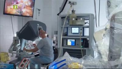 Как работи роботът Да Винчи