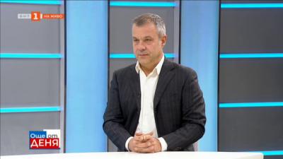 Емил Кошлуков: Вярвам, че БНТ ще стане домът на изборите