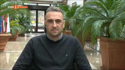Ивайло Петев: Чувствам се горд и съм амбициран да постигнем добри резултати
