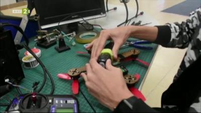 Отпадъци от ананас се превръщат в части за дрон
