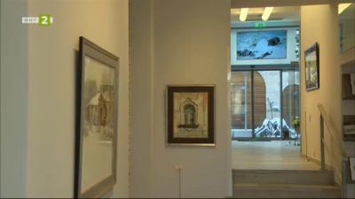 Изложба на Атанас Мацурев