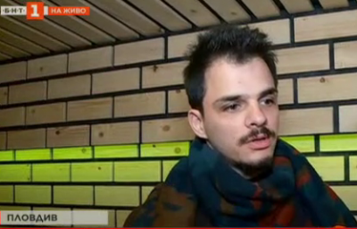 Локдаунът в Англия вдъхнови музикант от Пловдив