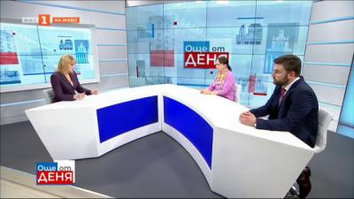 Дискусия между Мими Виткова и Аркади Шарков