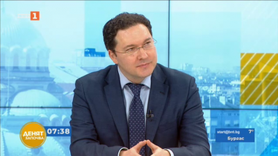 Даниел Митов: ЕС и САЩ са длъжни да реагират по случая Навални