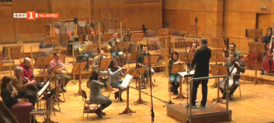 Концерт на Светлин Русев и Софийската филхармония