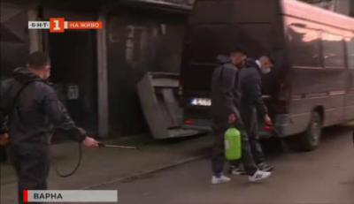 Дезинфекцират ромската махала във варненския квартал Аспарухово