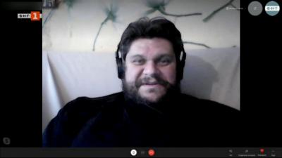 Среща с отец Стефан Паликаров, който се грижи за българската православна общност в Милано