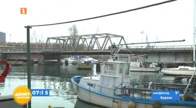 Кога ще ремонтират моста Родопа във Варна