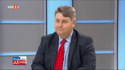 Евгени Иванов: Решението за създаването на фигурата специален прокурор е изцяло на политиците
