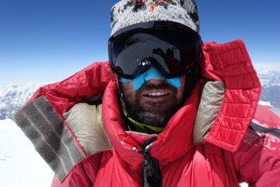 Атанас Скатов в опит да изкачи К2