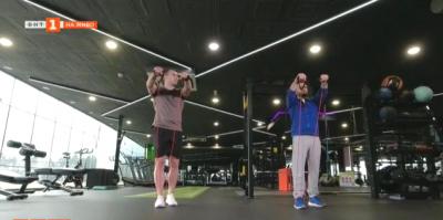 Фитнес с Иван Христов