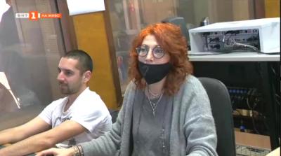 Редакторката Лора Скорчева на 50