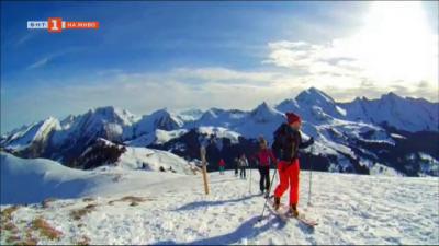 """""""Европа, пътят напред - Презареждане"""" - епизод 1: Алпийските зимни курорти в условията на пандемия"""