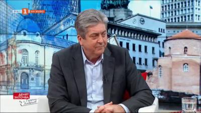 Георги Първанов: Президентът трябва да бъде обединител на нацията, коректив и посредник