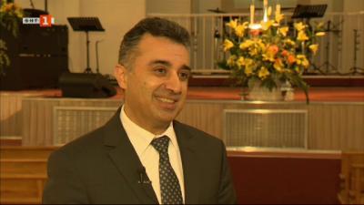 """100 години Християнска църква """"Вяра"""""""