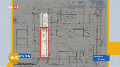 Строеж застрашава целостта на съседна сграда?