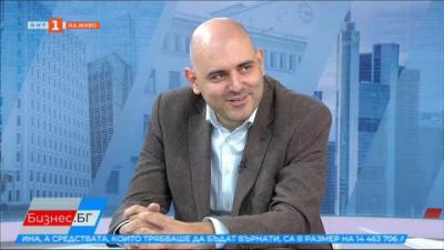 Финансовият трейдър Цанко Арабаджиев за хаоса на Уолстрийт и борсите
