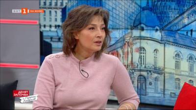 """Катя Сунгарска, редактор №1 на """"Денят започва… в неделя"""": Имахме огромната амбиция да бъдем равностойни в ефира"""