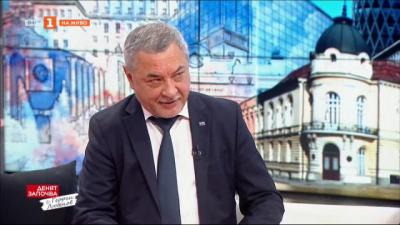 Валери Симеонов: Изненадан съм от решението на ВМРО да не сме заедно на изборите