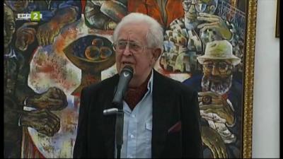 90 години от рождението на големия художник проф. Христо Стефанов