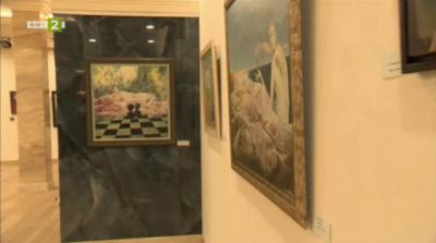 Когато пешката става царица - изложба живопис на Анжела Минкова