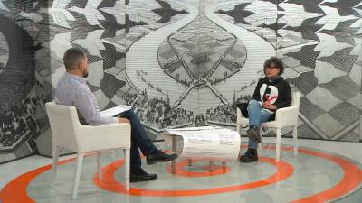 Натали Петрова за италианската панорама с планинарски филми