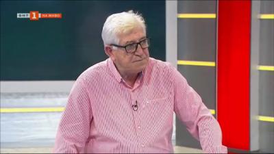Управленско земетресение в ЦСКА - какво се случва в Борисовата градина - говорят Георги Велинов и Георги Илиев