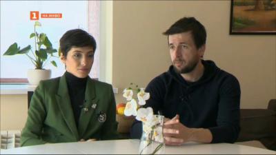 Един ден на семейство Тасевски - разговор с Ромина и Дарко Тасевски