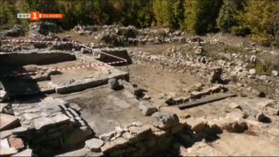 Античният град Мисионис край Търговище