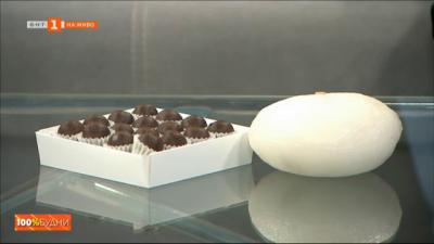 Иновативна българска рецепта за протеинови бонбони без захар
