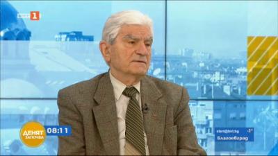 Акад. Петрунов: Ваксинацията създава имунитет за около 8-12 месеца