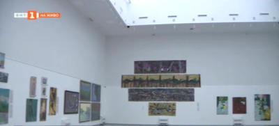 """Изложба """"Живописта сега - Пловдив 2021"""""""