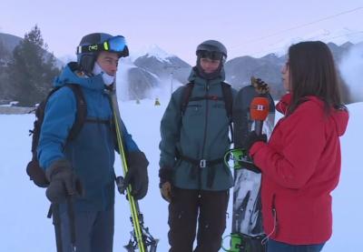 Опит за рекорд: 30 000 вертикални метра със ски и сноуборд за един ден