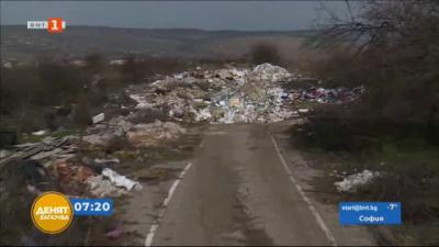 Разследват замърсяването до бившия автополигон в Разград