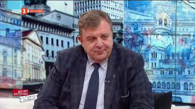 Каракачанов: Няма никакво съмнение, че ВМРО ще влезе в следващия парламент
