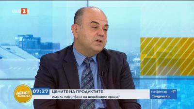 Владимир Иванов: Има ръст на цените на олиото и месото