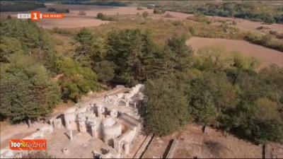 Велики Преслав – перлата на Симеонова България