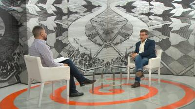 """Изложба на проф. Красимир Джидров представя галерия """"Академия"""""""