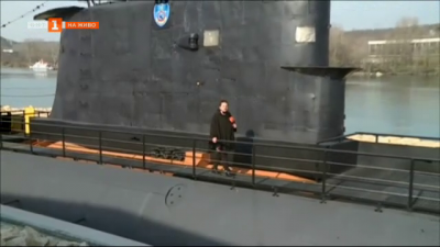 Разходка из последната българска подводница Слава